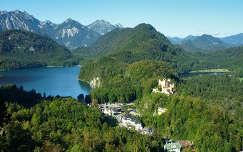 Alpok Németország