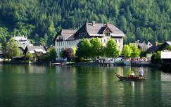 Hallstatt-Ausztria
