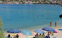 Pagi strand, Horvátország