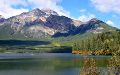 Jasper Nemzeti Park, Alberta, Kanada