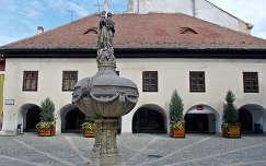 Magyarország, Sopron, Orsolya tér