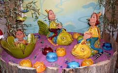 Magyarország, Rácalmás, Tökfesztivál 2011, Bubutimár Éva Manóvilág kiállítása