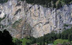Lauterbrunneni vízesés, Svájc