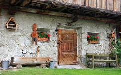 Falusi Ablakok, Corvara, Olaszorszag