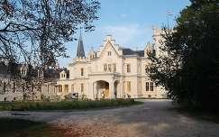 Nádasdladány - Nádasdy-kastély - fotó: Kőszály