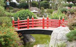 Monaco Japán kert