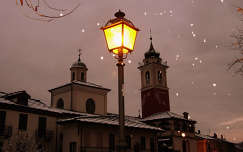 Olasz hóesés