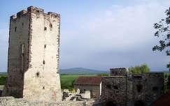 Magyarország, Nagyvázsony, Kinizsi vár