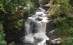 Írország-Killarney,Torc vízesés