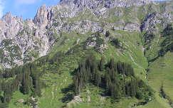Arlberg hágó, Ausztria