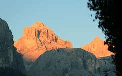 Naplemente az Alpokban, Olaszorszag