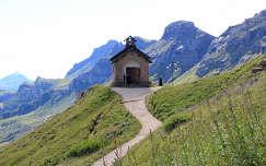 Kia kapolna az Alpokban, Olaszorszag