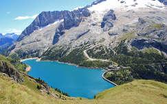 Fedaia to, az Olasz Alpokban, Olaszorszag