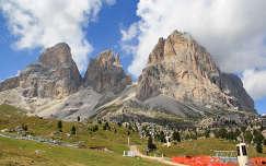 Hegy Sasso Lungo, Olasz Alpok, Olaszorszag