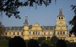 Wenckheim kastély, Szabadkígyós