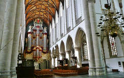 Holland-Haarlem, Sint Bavo Church