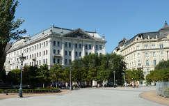 Budapest Szabadság tér részlet