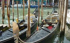 Gondola, Velence