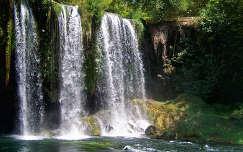 A düdeni vízesés - Törökország