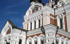 Alexander Nyevszkij ortodox katedrális, Tallinn, Észtország