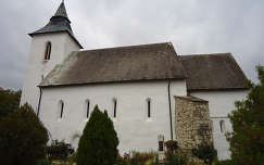 Vizsolyi református templom