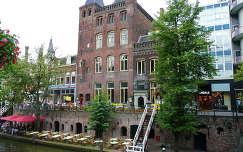 Utrecht, Nederland by Elly Hartog