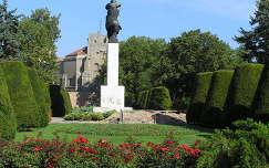 Nándorfehérvári vár,Francia emlékmű,Belgrád,Szerbia