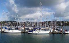 Írország-Kinsale-kikötő