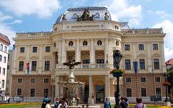 Szlovákia,Pozsony,Nemzeti Színház