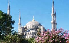 A K�k Mecset Isztambulban - T�r�korsz�g