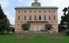 Lugano,Chiano villa,ma múzeum, Svájc