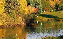 Ősz, Kanada