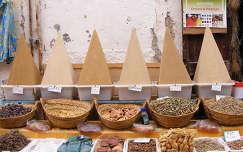 Marokkó-fűszerek