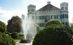 Possenhofen kastély Sissi itt töltötte gyermekkorát. Németország