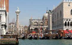A Piazzetta, Velence díszbejárata, Olaszország