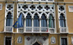 Épület a Canal Grande-n, Velence, Olaszoraszág