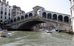 Rialto híd, Velence, Olaszország