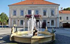 Magyarország, Sárvár, Városháza