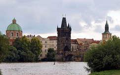 Csehország,Prága,Károly-híd