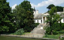 Szarvas-Bolza kastély. Fotó: Csonki