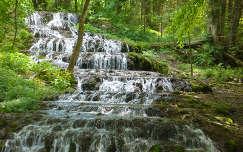 Fátyol-vízesés, Szalajka völgy
