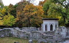 Margitsziget, Domonkos rendi kolostor romjai, Budapest, Magyarország