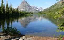 USA,Montana,Glacier National Park