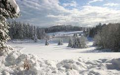Tél a hegyekben