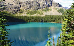 O'Hara-tó, Sziklás hegység, Kanada