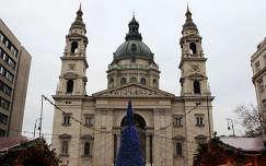 Magyarország, Budapest, Szent István tér, karácsonyi vásár, 2011