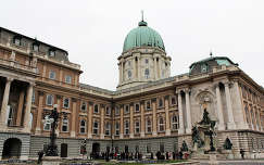 Magyarország, Budapest, Budavári Palota