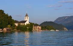 Ausztria - St. Wolfgang, Wolfgangsee