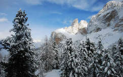 Téli Olasz Alpok