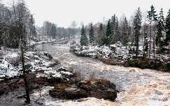 Nissan folyó - Hyltebruk